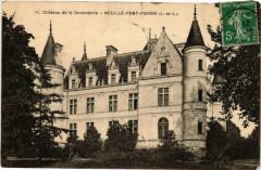 Neuille-Pont-Pierre Chateau de la Donneterie - Neuillé-Pont-Pierre