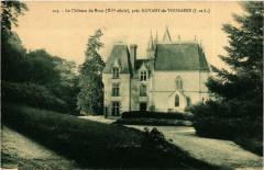 Noyant-de-Touraine Le Chateau de Brou - Noyant-de-Touraine