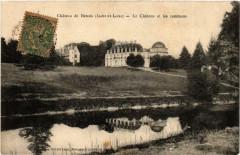 Chateau de Benais Le Chateau et les communs - Benais