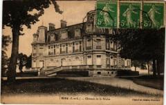 Rille Chateau de la Briche - Rillé