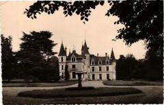 Athee-sur-Cher Chateau de la Chesnaye - Athée-sur-Cher
