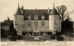 Veigne Chateau de Couzieres - Veigné
