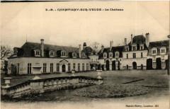 Champigny-sur-Veude Le Chateau - Champigny-sur-Veude