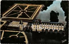 Chenonceaux Le Cher, le chateau, le donjon et le jardin de Diane - Chenonceaux