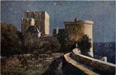Loches Chateau - Loches