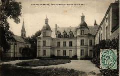 Champigny-sur-Veude Chateau de Bache - Champigny-sur-Veude