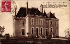 Preuilly-sur-Claise Le Chateau du Lion - Preuilly-sur-Claise