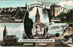 Souvenir - de Sainte-Maure de Touraine - Sainte-Maure-de-Touraine