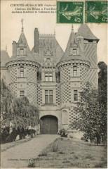 Chouze-sur-Loire Chateau des Reaux - Chouzé-sur-Loire