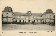 Loches - Palais de justice - Loches