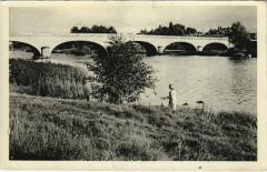 Blere - le port - Bléré