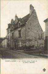 Loches Ancien Temple De La Juistice - Loches