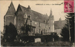 Genille - Le Chateau - Genillé
