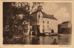 Monts - Le moulin - Monts