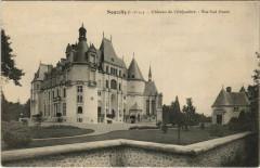 Nouzilly - Chateau de l'orfrasiere - vue sud quest - Nouzilly