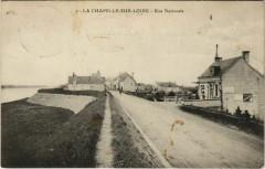 La Chapelle-sur-Loire - Rue nationale - La Chapelle-sur-Loire