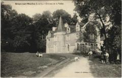 Braye-sur-Maulne - Chateau de la vallée - Braye-sur-Maulne