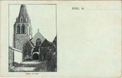 Eglise de Rille - Rillé