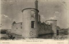 Chateau de hommes - Hommes