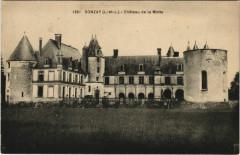 Sonzay - Chateau de la motte - Sonzay