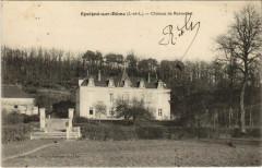 Epeigne sur deme - Chateau de rennefert - Épeigné-sur-Dême