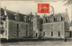 Azay-sur-indre - le Chateau - Azay-sur-Indre