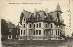 Souvigne - Chateau de rochedain - Souvigné