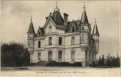 Chateau de la Planche au Chef par Rille - Rillé