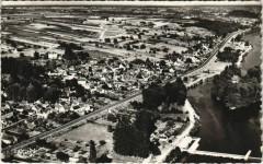 Chisseaux - Vue générale - Chisseaux