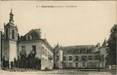 Charnizay - le Chateau - Charnizay