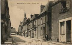 Neuvy-le-Roi - Grande rue - Neuvy-le-Roi