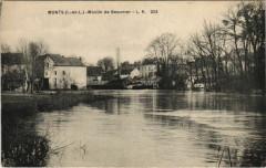 Monts - moulin de beaumer - Monts