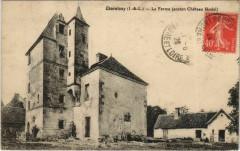 Charnizay - La ferme - Charnizay