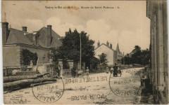 Neuvy-le-Roi - route de St-peterne - Neuvy-le-Roi
