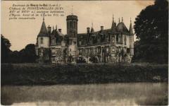 Neuvy-le-Roi - Chateau de fontenailles - Neuvy-le-Roi