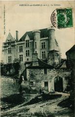 Preuilly sur Claise - Le chateau - Preuilly-sur-Claise