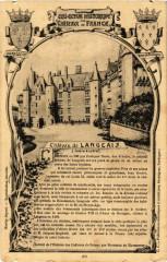 Collection Historique - Chateau de Langeais 37 Langeais