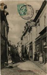 Bourgueil -Rue du Commerce - Bourgueil