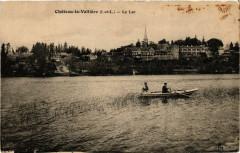 Chateau-la-Valliere - Le Lac - Château-la-Vallière