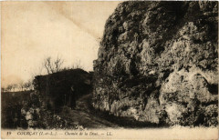 Courcay - Chemin de la Doué - Courçay