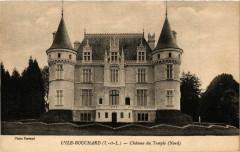 L'Ile-Bouchard - Chateau du Temple (Nord) - L'Île-Bouchard