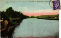 Le Haye-Descartes - Les Bords de la Creuse - La Douvre - Descartes