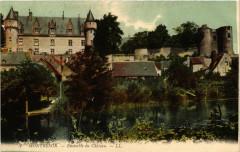 Montresor - Ensemble du Chateau 37 Montrésor
