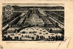 Richelieu - L'ancien Chateau - Aspect général 37 Richelieu