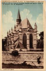 Champigny sur Veude - La Ste-Chapelle - Champigny-sur-Veude