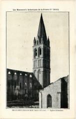 Beaulieu-les-Loches - Eglise abbatiale - Beaulieu-lès-Loches