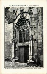 L'Ile Bouchard - Eglise St-Maurice - L'Île-Bouchard