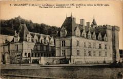 Villandry - LeChateau - Construit vers 1540 modifié - Villandry