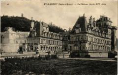 Villandry - Le Chateau fin du Xvi siécle - Villandry