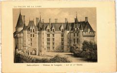 Indre-et-Loire - Chateau de Langeais - Xiii et Xv Siécles 37 Langeais